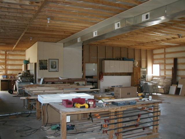 New Kaepa Woodworking Shop Denver